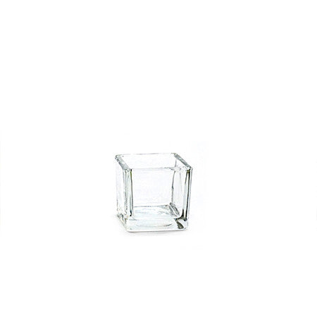 Votive Glass Square