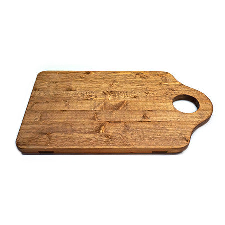 Bread Board with Hole