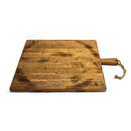 Bread Board Rectangle With Handle