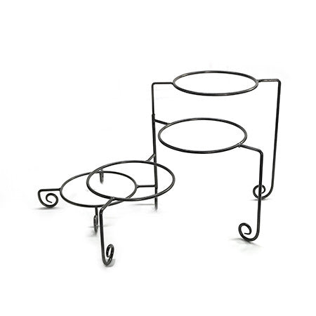 Wrought Iron 4 Tier Plate Stand  sc 1 st  Smith Party Rentals & Wrought Iron 4 Tier Plate Stand   Smith Party Rentals