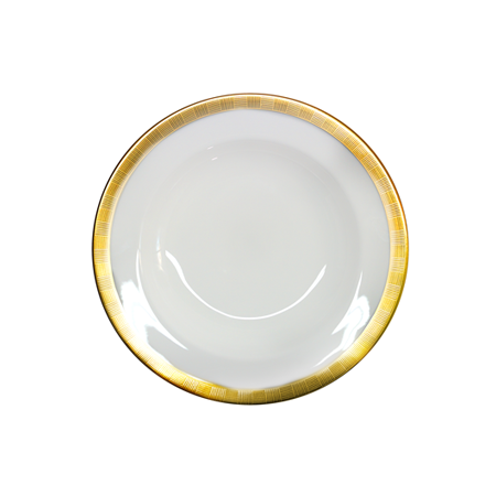 Barone Gold Salad Plate 8