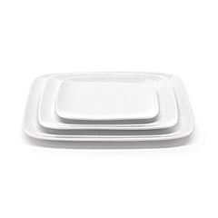 Fusion Rectangle Luncheon Salad Plate