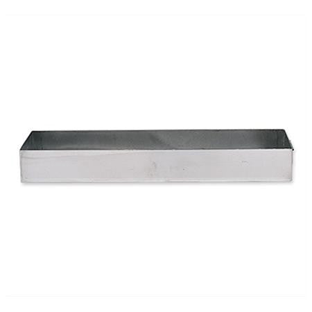 Party Rental Products Display Pan Stainless Steel 9 inch x27 inch  Buffet Ideas