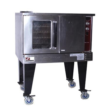 Electric  Commercial Convection Oven on Legs - Cooking