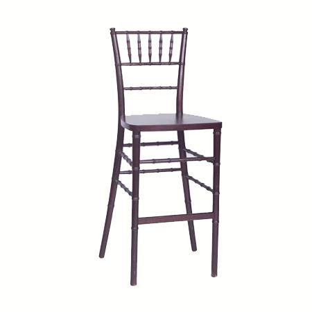 Fruitwood Ballroom Bar Stool