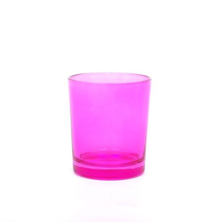 Party Rental Products Fuschia Votive Candles and Votives