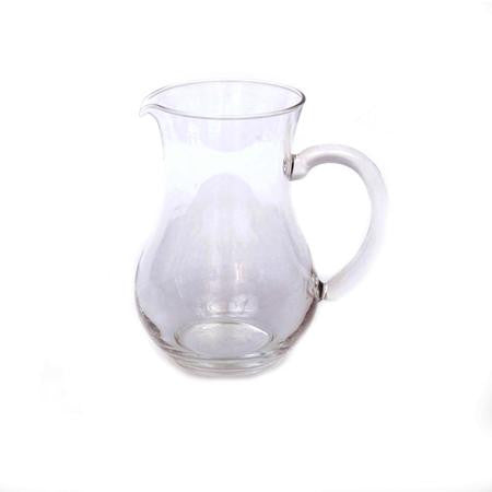 Party Rental Products Glass Creamer - 16 oz Round Style Coffee