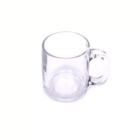 Glass Mug - Coffee