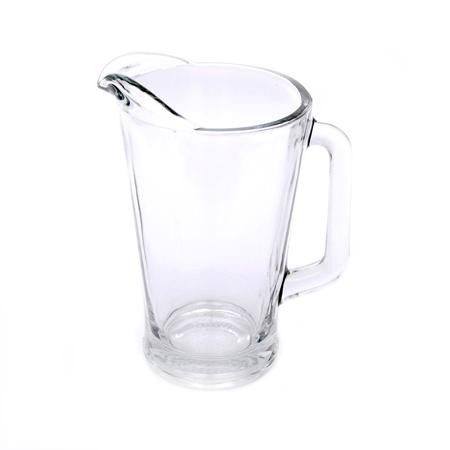 Glass Pitcher - 55oz - Bar