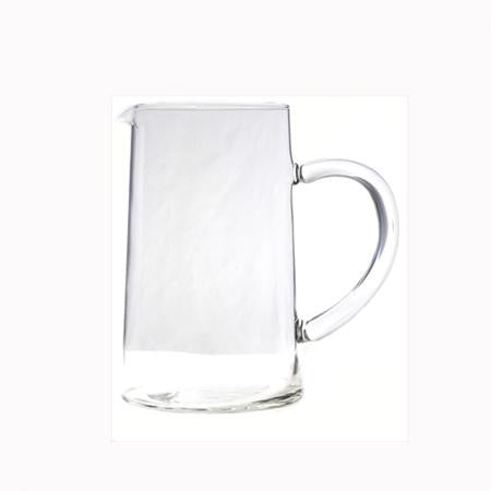 Party Rental Products Handblown Water Pitcher 44 oz. Bar