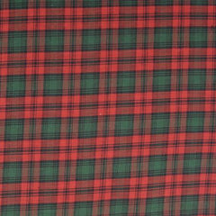 Party Linens Holiday Plaid Checks and Plaids