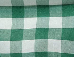 Party Linens Hunter Check Napkins