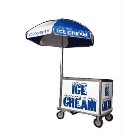Party Rental Products Ice Cream Cart Concession