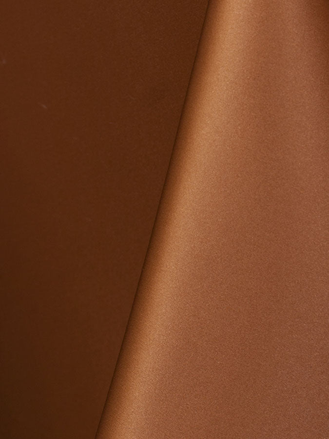 Copper Matte Satin - Matte Satin