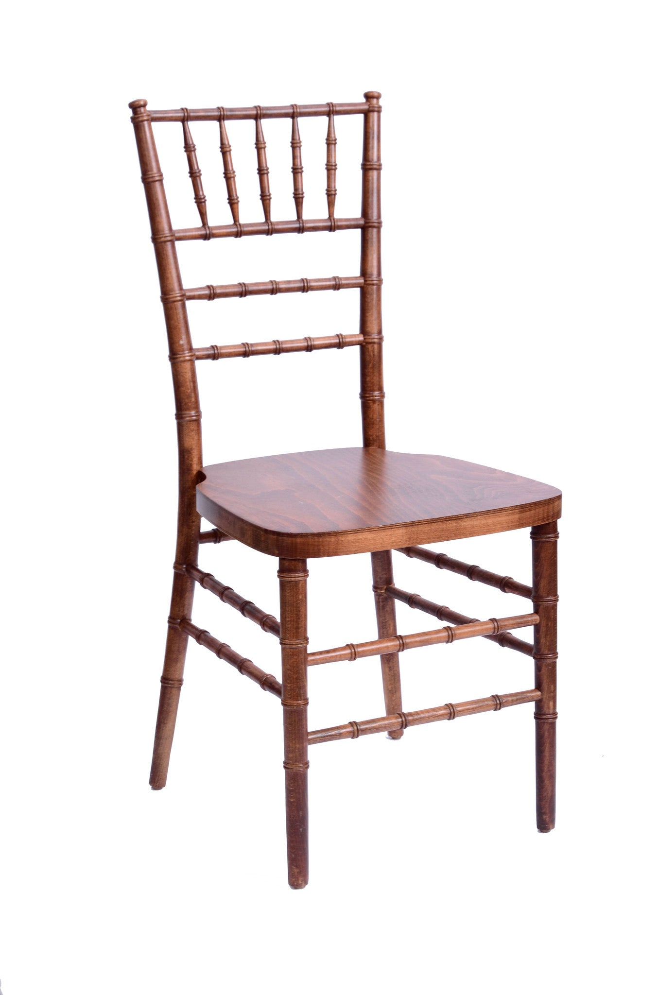 Party Rental Products Fruitwood Light Ballroom Chairs