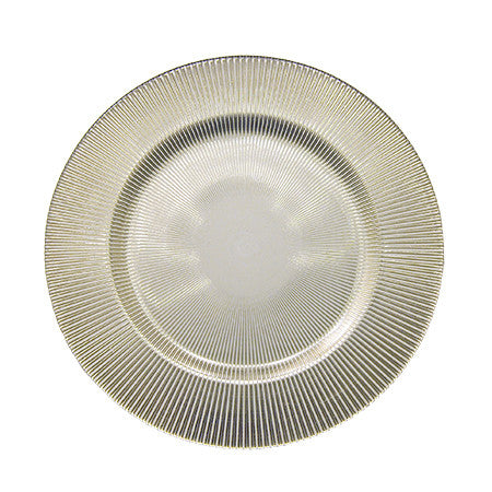 Luce Charger, Pewter 13