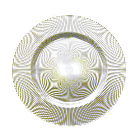 Luce Charger, White 13""