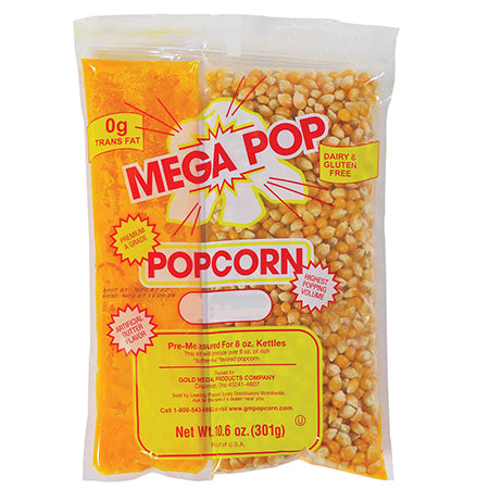 Popcorn Pack for  50 ppl - Concession
