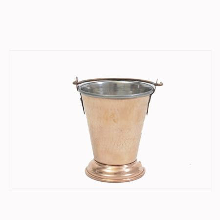Party Rental Products Mini Copper Bucket Tabletop Items