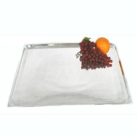 Party Rental Products Mod Regal Square 18 inch  Trays