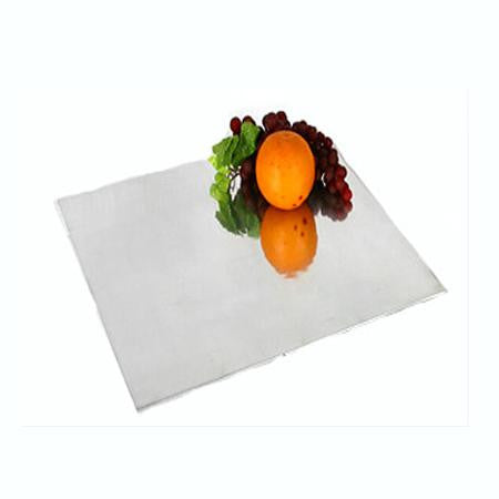 Party Rental Products Mod Regal Square 20 inch  Flat  Trays