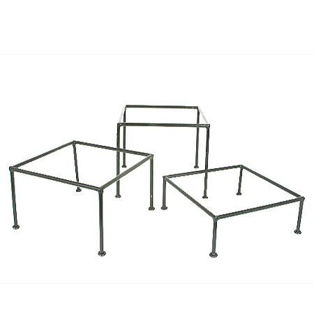 Party Rental Products Mod Regal Square Stands Mod Trays, Bowls and Stands