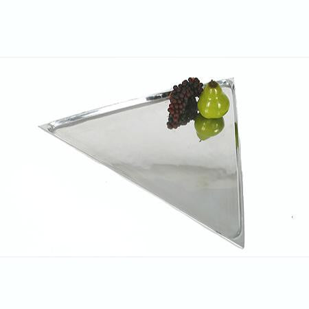 Mod Regal Triangle Tray 20 inch  - Mod Trays, Bowls and Stands