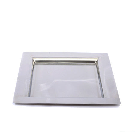 Mod Stainless Steel Square Tray 14 inch