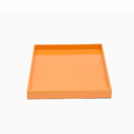 Mod Melamine Orange Square 13
