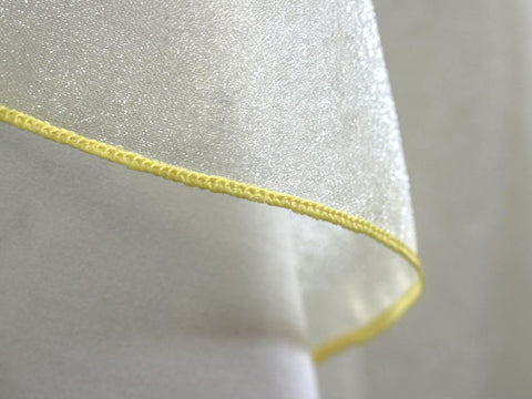 Maize Sparkle Organza - Organza