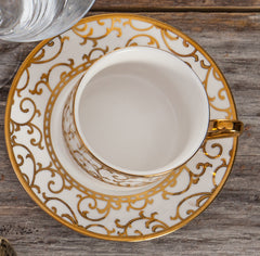 Palazzo Cup and Saucer