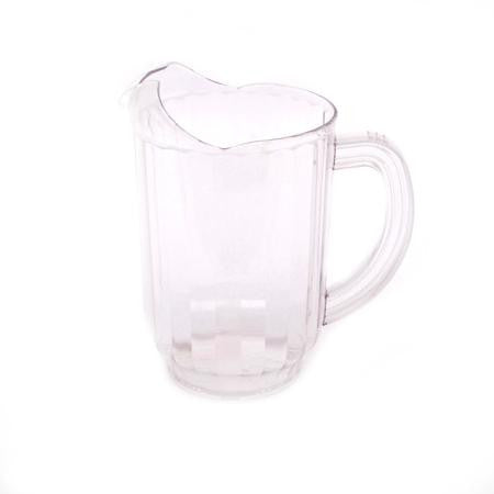 Plastic Pitcher - 64 oz - Bar