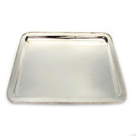 Rectangle Beaded 16 inch  x 21 inch   - Trays