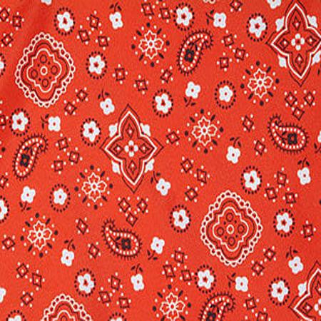 Party Linens Red Bandana Specialty Prints