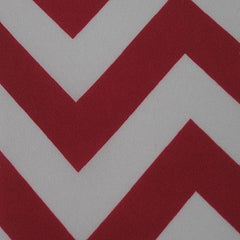 Party Linens Red Chevron Chevron