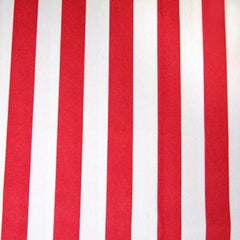 Party Linens Red Stripe  Stripes and Polka Dots