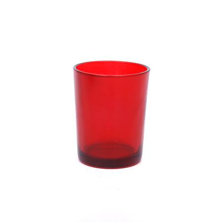 Party Rental Products Red Votive Candles and Votives