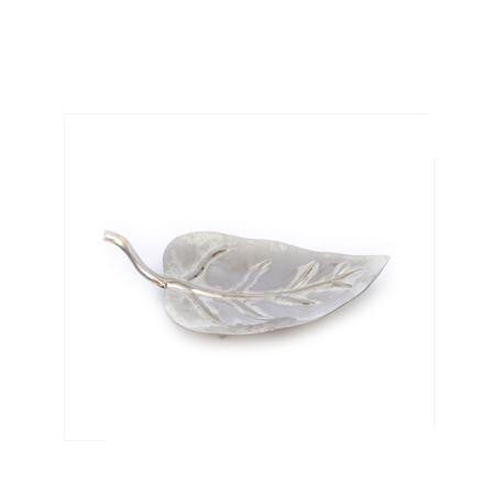 Party Rental Products Regal Leaf Candy Dish Trays