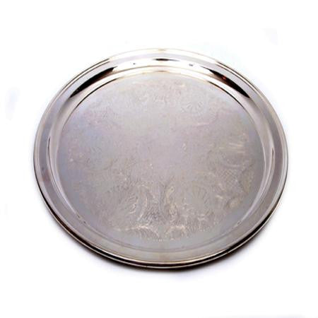Party Rental Products Round 18 inch   Trays