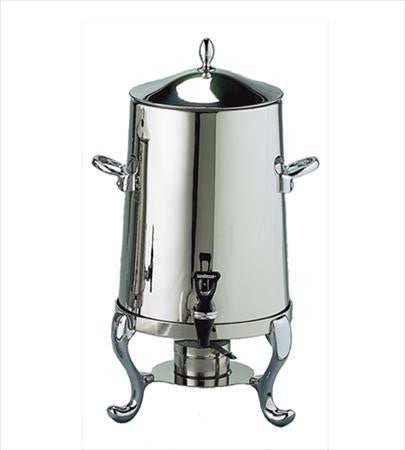 Samovar Stainless 100 cup straight sided - Coffee