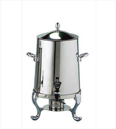 Samovar Stainless 50 cup straight sided - Coffee