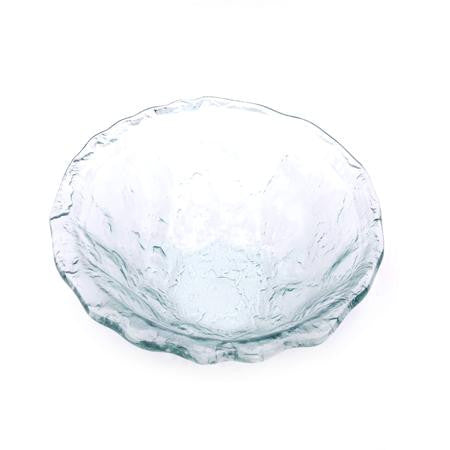 Party Rental Products Seaglass 17 inch  Round Platter Platters