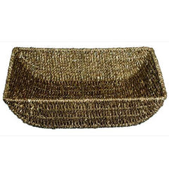 Party Rental Products Seagrass 14x10x3 Basket Tabletop Items