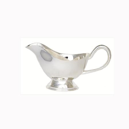 Silver Gravy Boat - Tabletop Items