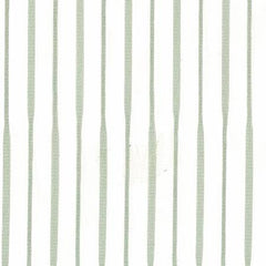 Party Linens Silver Organza Stripe Sheer Stripes