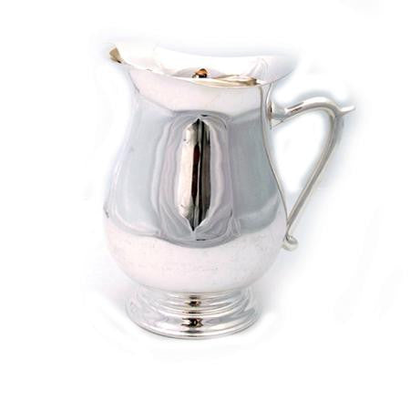 Party Rental Products Silver Pitcher - 64 oz Bar