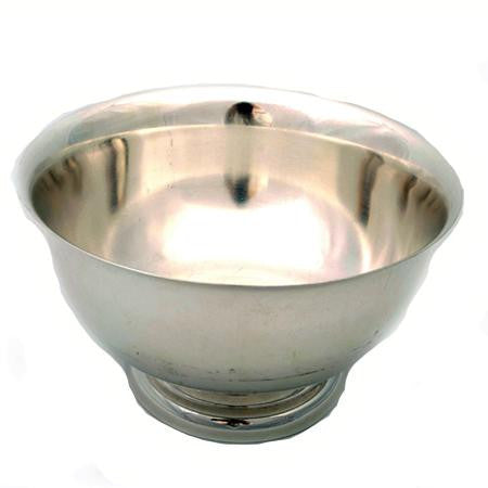 Silver Punch Bowl 14 inch  - Bowls