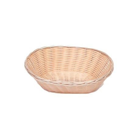 Party Rental Products Small Wicker Bread Basket Tabletop Items
