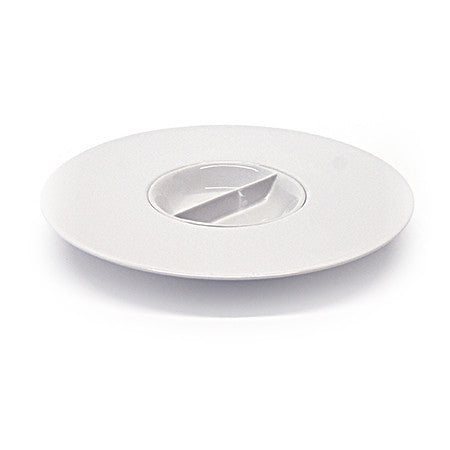 White Saturn Bowl (with Insert) 11""