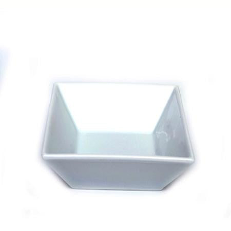 Party Rental Products Square Bowl 7 inch   Bowls